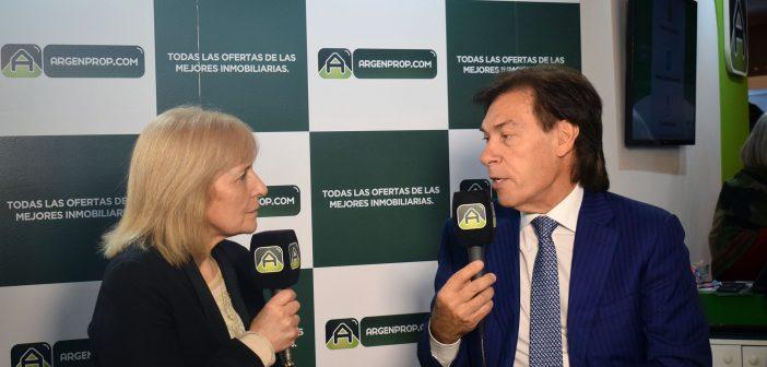 Edgardo De Fortuna, presidente de Fortune International, está convencido de que el mercado en el país se recuperará