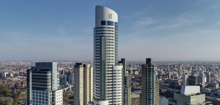 Alvear Tower, una obra sofisticada en el lugar más alto de Argentina