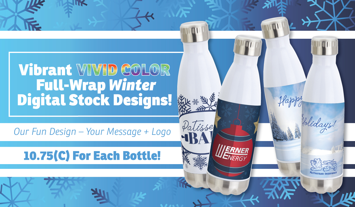 Vibrant Vivid Color Full-Wrap Digital Stock Designs!