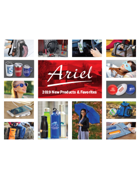 Catalog containing branded items