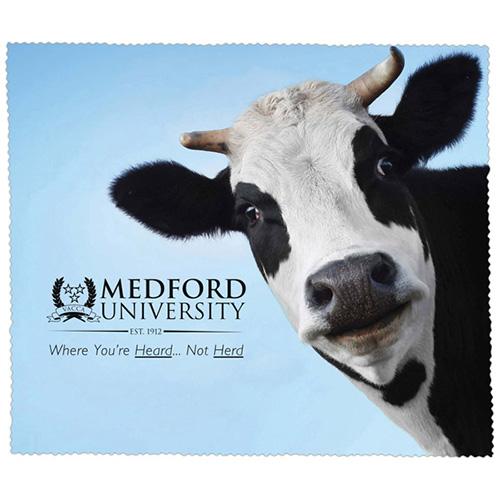 Premium Microfiber Cleaning Cloth-Cow