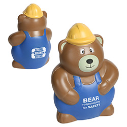 Construction Worker Bear