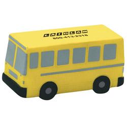 Flat Front School Bus