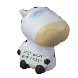Advertising Cow