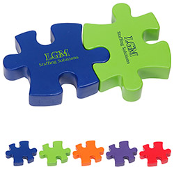 2-Piece Connecting Puzzle Set
