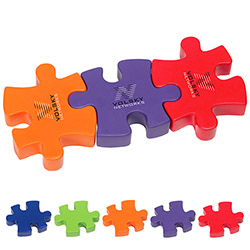 3-Piece Connecting Puzzle Set