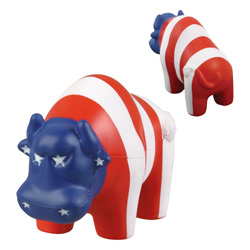 Patriotic Bull