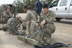 Airborne test NCOs mitigate risk for new Radio Rucksack