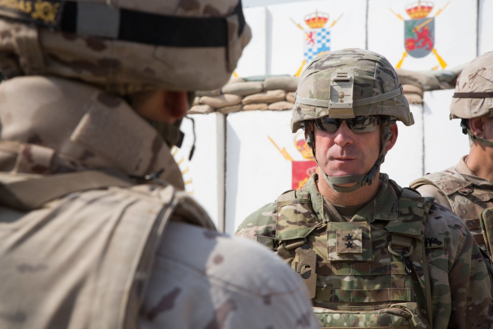 U S  Army selects Maj  Gen  White to lead III Corps, change