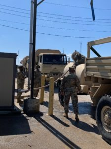 Fort Hood Provides Emergency Support