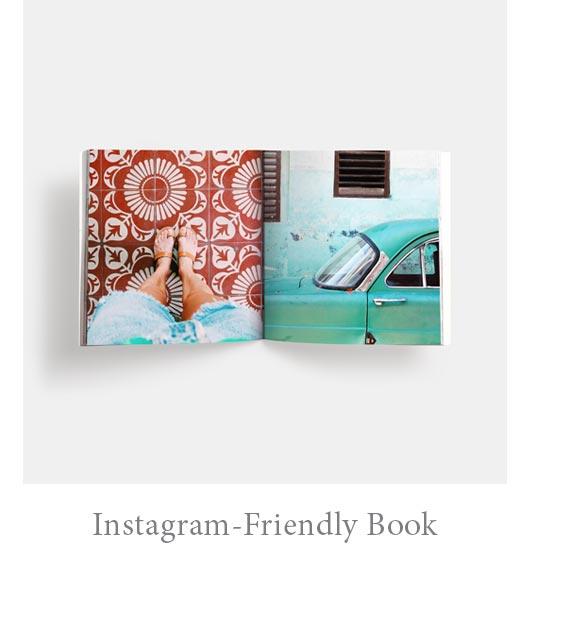 Instagram-Friendly Book