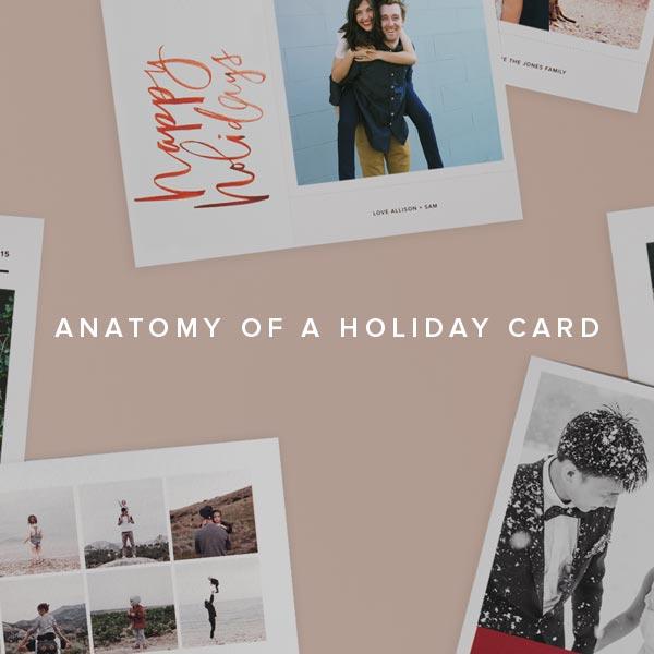 Holiday Card 101