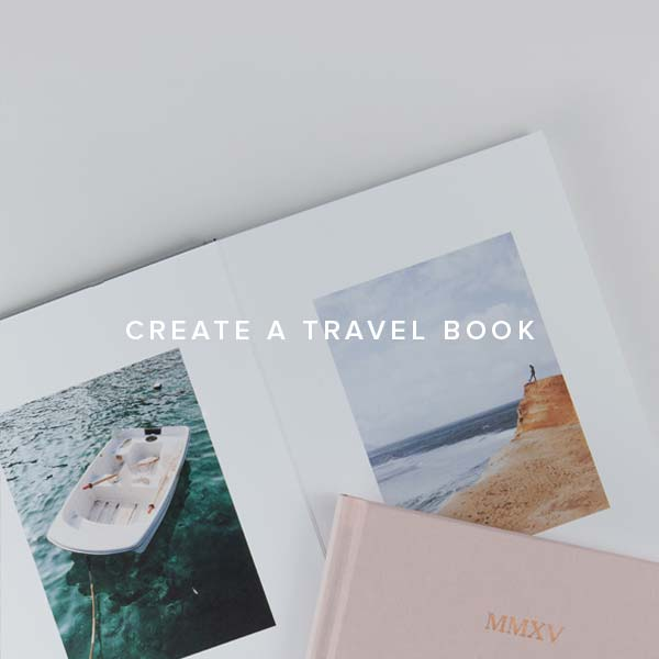 Create a Travel Book