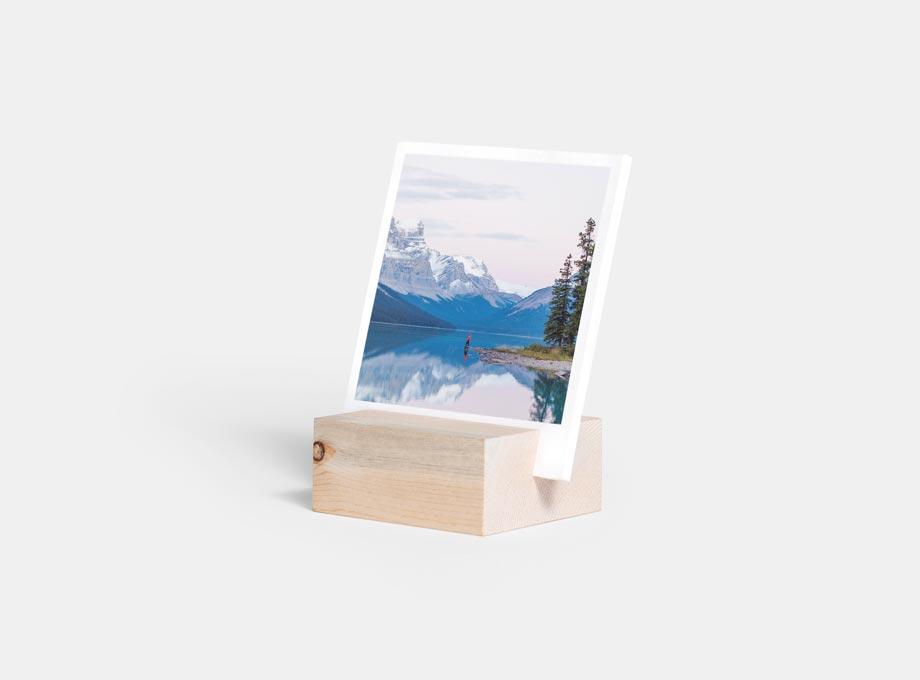 Artifact Uprising Wood Block and Prints