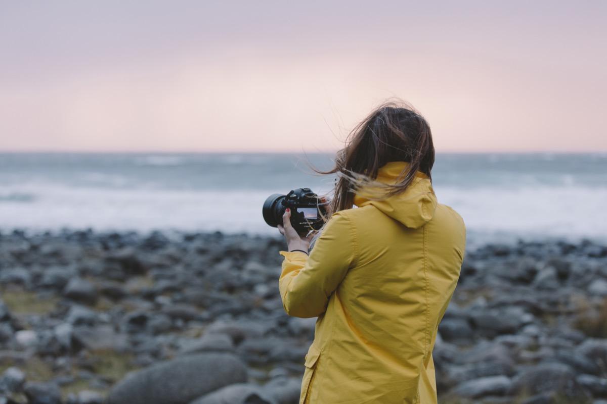 Alex Strohl camera gear