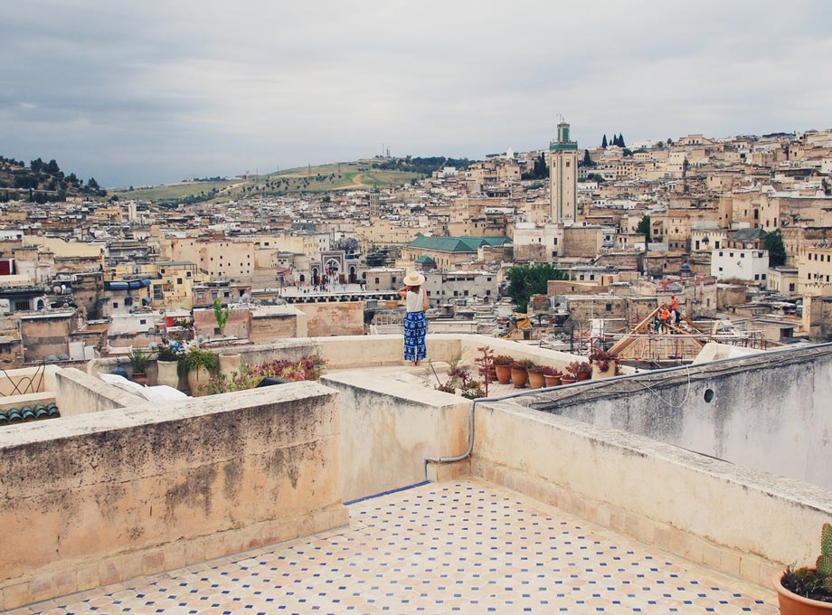 Lost Yet Found: A Guide to Morocco