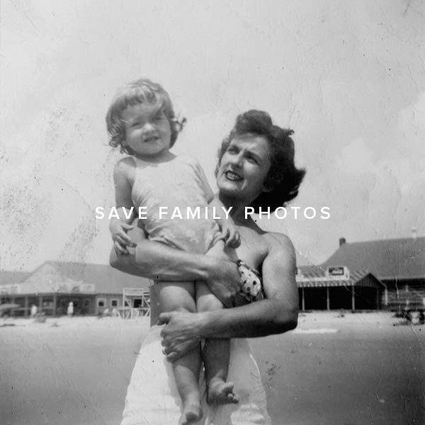 Save Family Photos