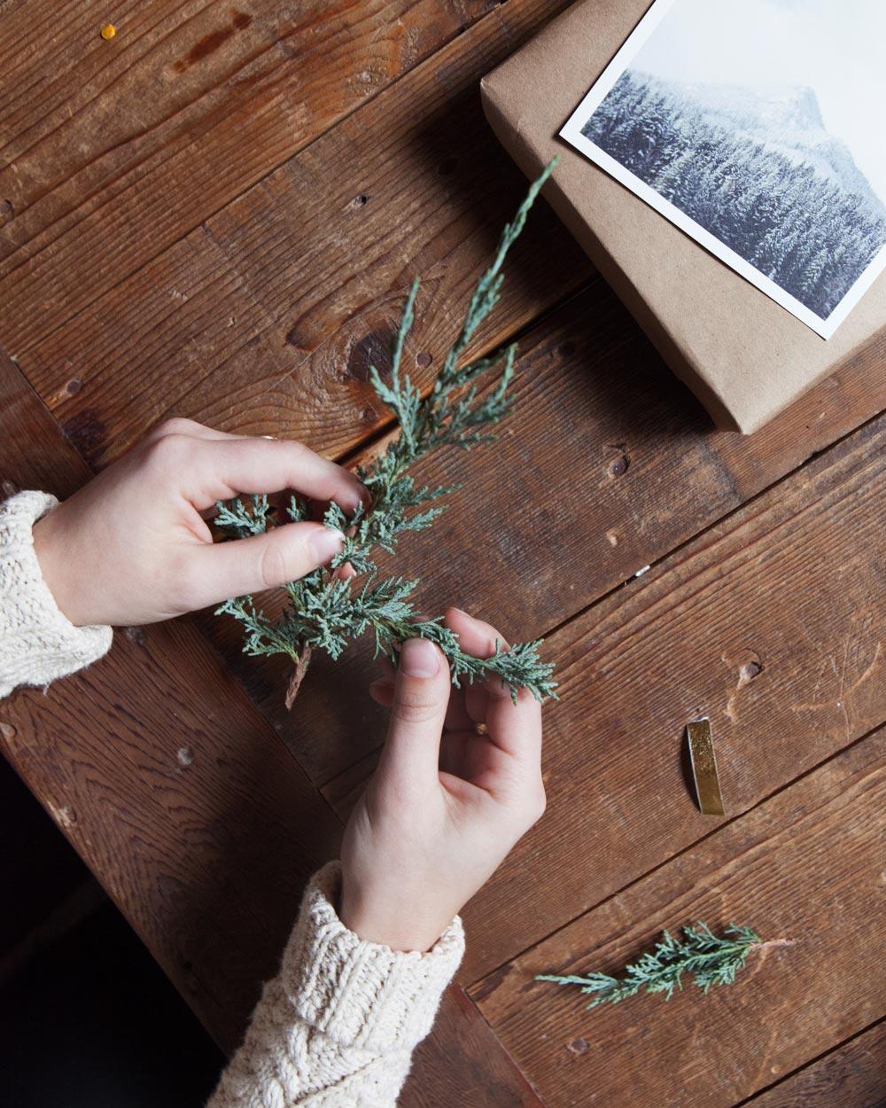 Gift Wrap DIY from Artifact Uprising
