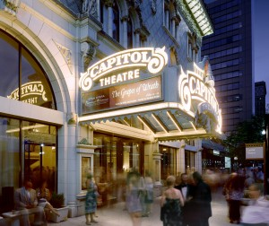 Rent Capitol Theatre venues