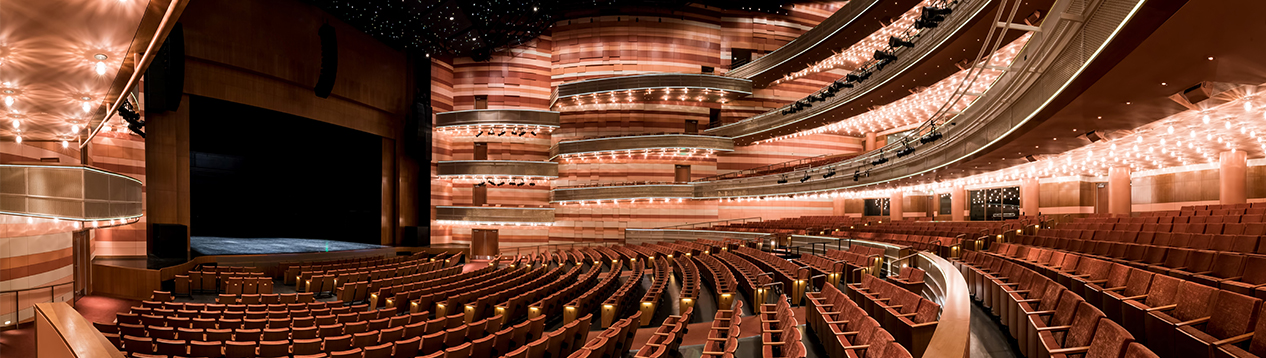 Eccles Theater - Salt Lake County Center for the Arts