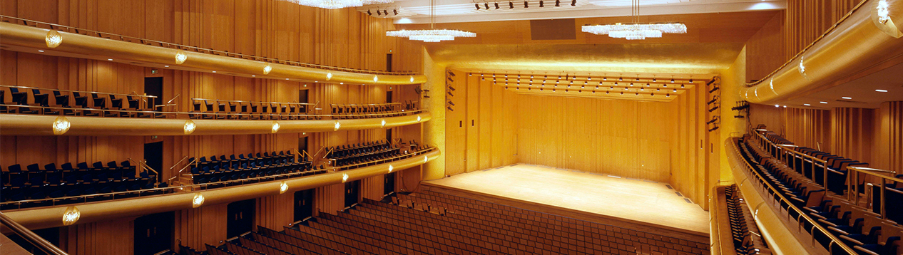 Abravanel Hall Auditorium