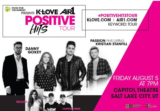 Positive Hits Tour