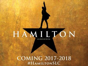 Hamilton Musical Salt Lake City Performance How To Get Tickets George S. and Dolores Dore Eccles Theater 2017 Utah Experience Art Arttix