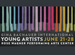 Gina Bachauer Internation Piano Foundation Young Artists Competition Rose Wagner Performing Arts Center Abravanel Hall Salt Lake City Utah Experience Art
