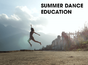 Summer Dance Education Salt Lake City Utah Ballet West Repertory Dance Theatre Ririe-Woodbury Dance Company Capitol Theatre Rose Wagner Performing Arts Center