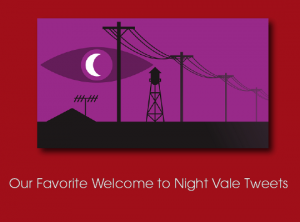 Welcome to Night vale Capitol Theatre July 18 Salt Lake City Utah Experience Art Arttix Tickets