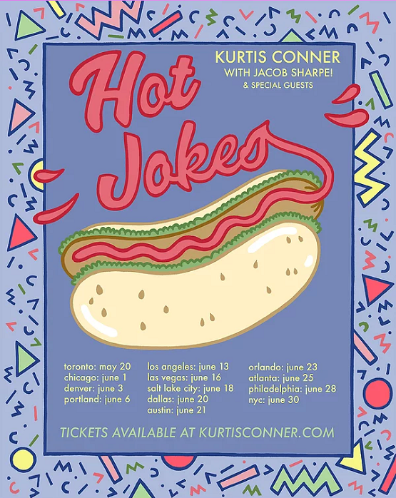 Hot Jokes Tour