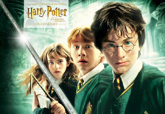 Harry Potter and the Chamber of Secrets™ in Concert with the Utah Symphony