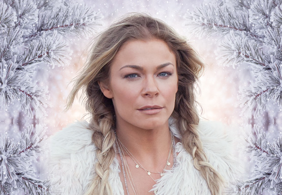 LeAnn Rimes with the Utah Symphony
