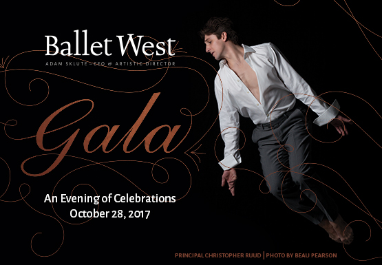The Ballet West Gala