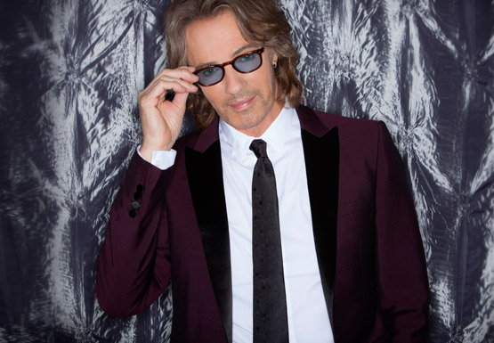 Rick Springfield with the Utah Symphony
