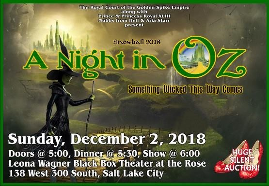 Snowball: A Night in Oz; Something Wicked This Way Comes