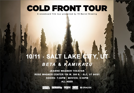 The Cold Front Tour
