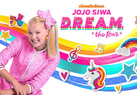 Nickelodeon's JoJo Siwa D.R.E.A.M. The Tour with special guests The Belles