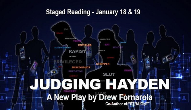 Judging Hayden (Staged Reading)