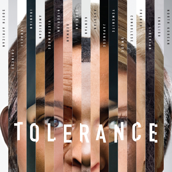Creative Tensions on Tolerance