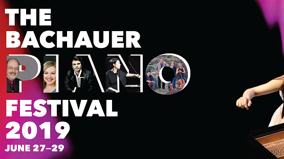The 2019 Bachauer International Piano Festival