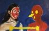 Eyes Without A Face Artist Jordi Alos