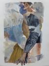 Black Sleeve by Artist Kirstine Reiner Hansen