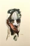 Portrait study 3-15-18 Artist Daniel Ochoa