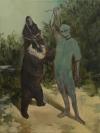 Ghost Dog Artist Lorella Paleni
