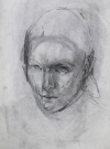 Portrait 7-4-15 by Artist Caragh Savage