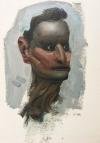 Portrait Study 5-2-19 Artist Daniel Ochoa