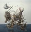 Shipwreck Oro by Artist