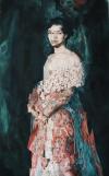 Artist Masha Gusova