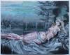 Insomnia Study by Artist Kirstine Reiner Hansen